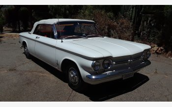 1962 Chevrolet Corvair Monza Convertible for sale 101352675