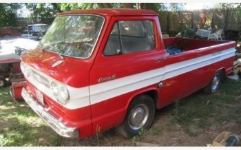 1962 Chevrolet Corvair for sale 101599192