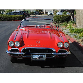 1962 Chevrolet Corvette for sale 101093889