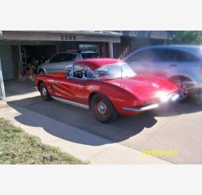 1962 Chevrolet Corvette for sale 100826099