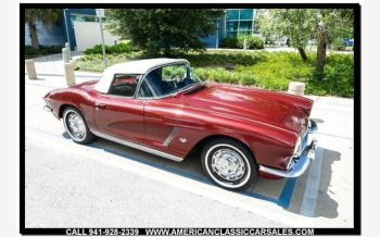 1962 Chevrolet Corvette for sale 101012640
