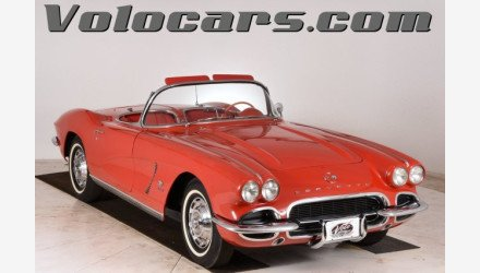 1962 Chevrolet Corvette for sale 101051608