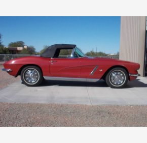 1962 Chevrolet Corvette Convertible for sale 101142234