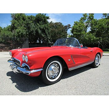 1962 Chevrolet Corvette Convertible for sale 101176598