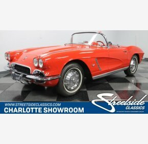 1962 Chevrolet Corvette for sale 101243329