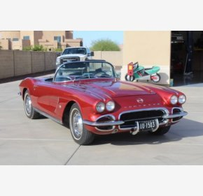 1962 Chevrolet Corvette for sale 101244017