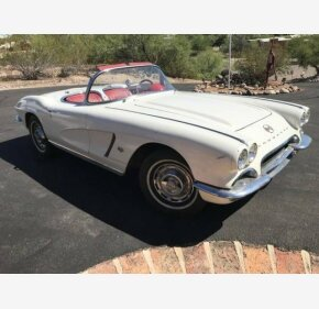 1962 Chevrolet Corvette for sale 101257611
