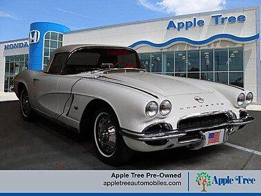 1962 Chevrolet Corvette for sale 101300147