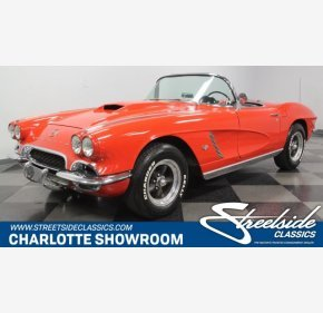 1962 Chevrolet Corvette Convertible for sale 101330177