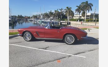 1962 Chevrolet Corvette Convertible for sale 101365987