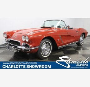 1962 Chevrolet Corvette for sale 101380014