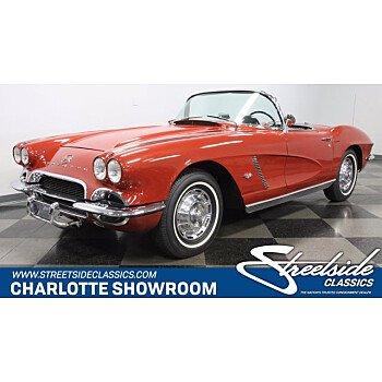 1962 Chevrolet Corvette for sale 101380014