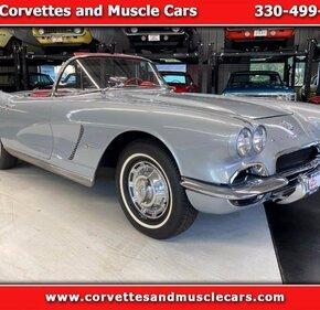 1962 Chevrolet Corvette Convertible for sale 101388523