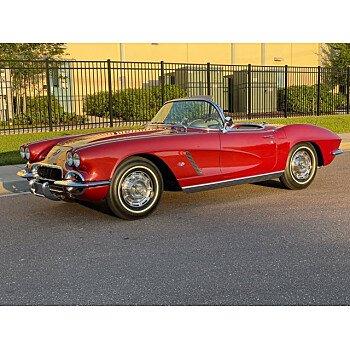 1962 Chevrolet Corvette for sale 101498828