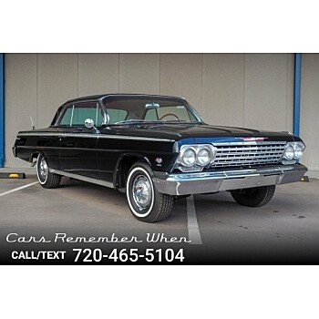 1962 Chevrolet Impala for sale 101006274