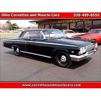 1962 Chevrolet Impala SS for sale 100977181