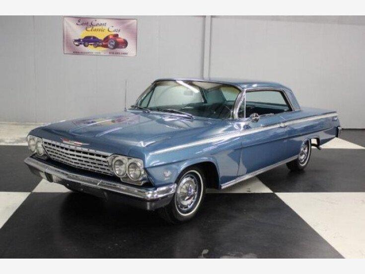 1962 Chevrolet Impala For Sale Near Lillington North Carolina 27546 Classics On Autotrader