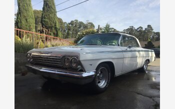 1962 Chevrolet Impala Coupe for sale 101125142