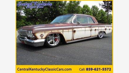 1962 Chevrolet Impala Classics for Sale - Classics on Autotrader