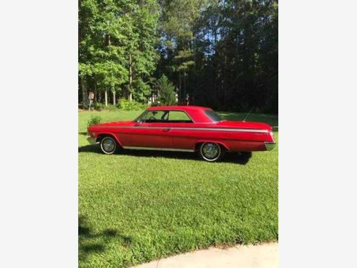1962 Chevrolet Impala SS for sale 101583949