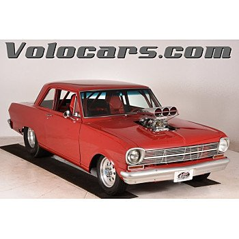 1962 Chevrolet Nova for sale 101043785