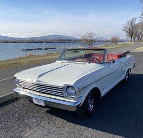 1962 Chevrolet Nova for sale 101448673