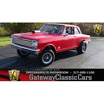 1962 Chevrolet Nova for sale 101057441