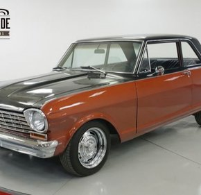 1962 Chevrolet Nova for sale 101110210