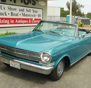1962 Chevrolet Nova for sale 101146090