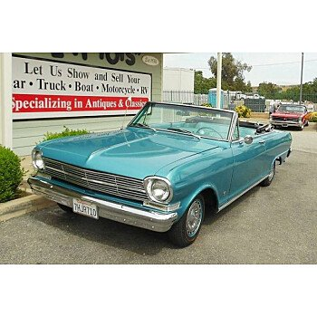 1962 Chevrolet Nova for sale 101146090
