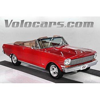 1962 Chevrolet Nova for sale 101169498