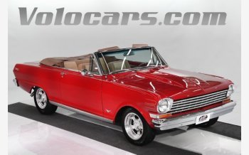 1962 Chevrolet Nova for sale 101169498