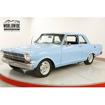 1962 Chevrolet Nova for sale 101226288