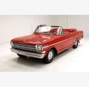 1962 Chevrolet Nova for sale 101270268
