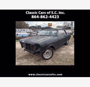 1962 Chevrolet Nova for sale 101420018