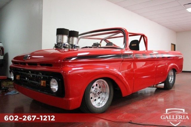 1962 Ford F100 Classics For Sale Classics On Autotrader