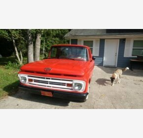 1962 Ford F100 for sale 101068722