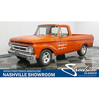 1962 Ford F100 for sale 101216273