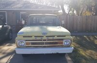 1962 Ford F100 2WD Regular Cab for sale 101275889