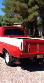 1962 Ford F100 for sale 101357474
