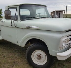1962 Ford F100 for sale 101368235