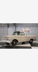 1962 Ford F100 for sale 101371964