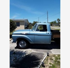 1962 Ford F250 for sale 101171020