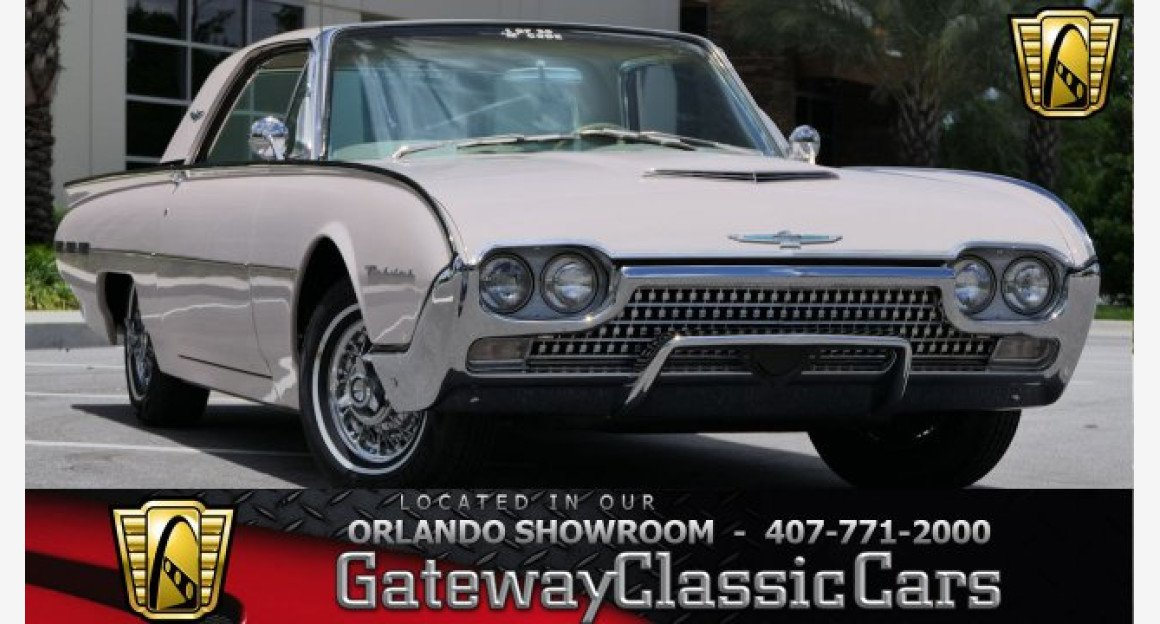 1962 Ford Thunderbird for sale 100988106