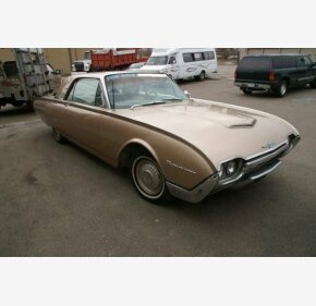 1962 Ford Thunderbird for sale 100826732