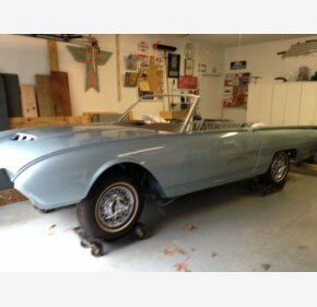 1962 Ford Thunderbird for sale 100876182