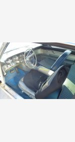 1962 Ford Thunderbird for sale 100927905