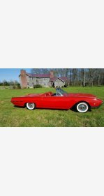 1962 Ford Thunderbird for sale 100988247
