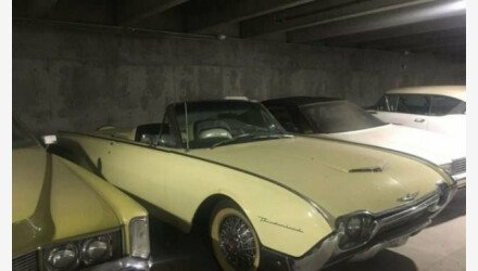 1962 Ford Thunderbird for sale 101094927