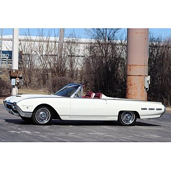 1962 Ford Thunderbird for sale 101109461